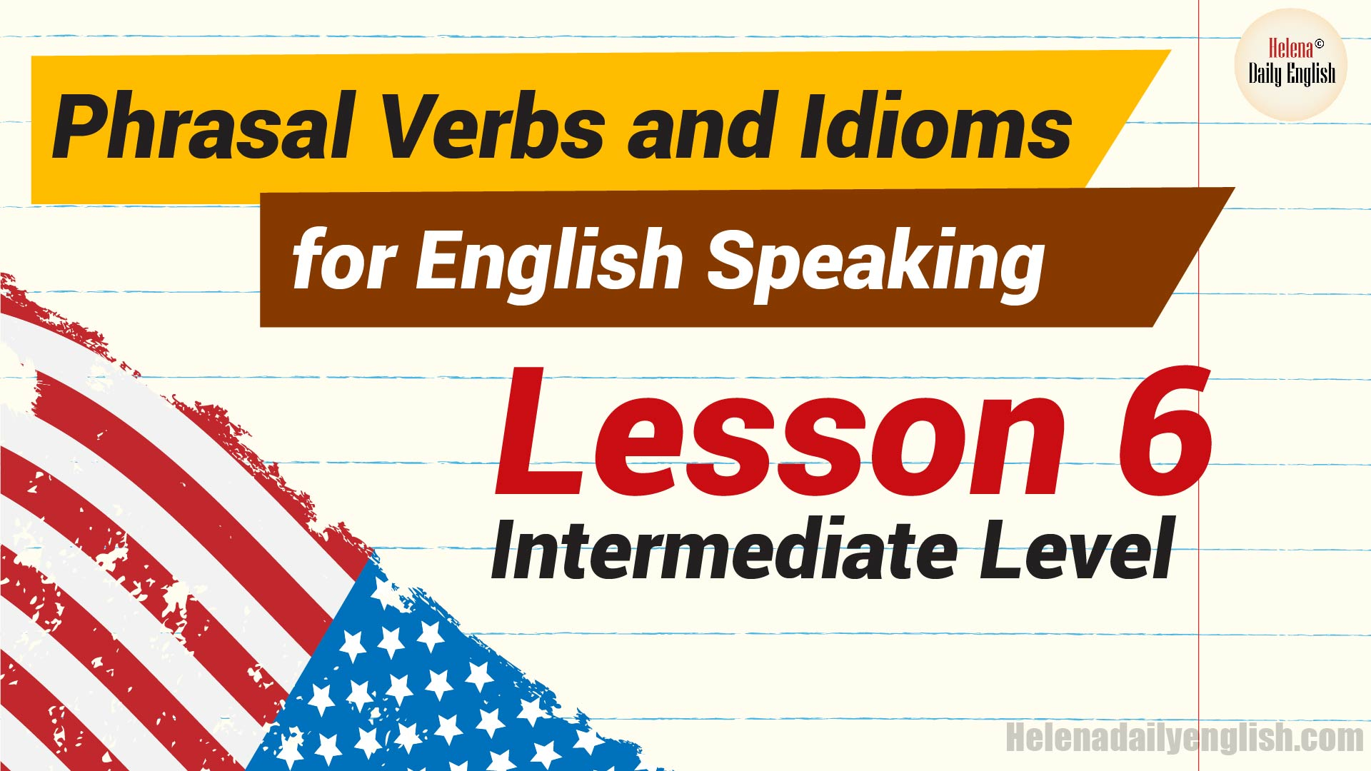 12 English Phrasal Verbs and Idioms for Learning