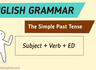 The Simple Past Tense-01