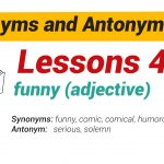 Synonyms and Antonyms Dictionary 44-01